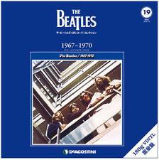 The Beatles LP Record Collection 1967–1970 180g Vinyl Deagostini Japan Magazine
