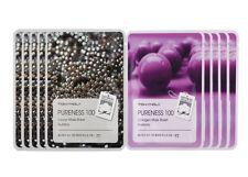 [Tonymoly] Pureness 100 Collagen & Caviar Mask Sheet - 10pcs