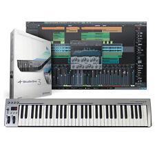 Acorn Instruments Masterkey 61 Key USB Midi Keyboard Controller
