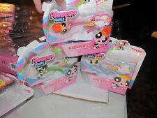 Powerpuff Girls figure Push n Go set of 3 NEW IN SEALED PACKAGE