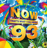 Various Artists / Now That's What I Call Music! 93 (Now 93) (2 CD) *NEW* CD