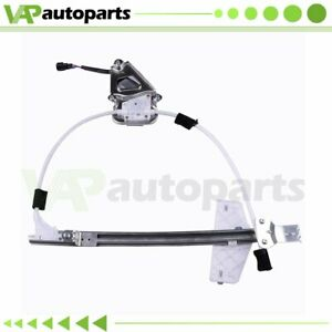 YHTAUTO Rear Left Driver Side Power Window Regulator and Motor Assembly for Jeep Liberty KJ 2002-2006
