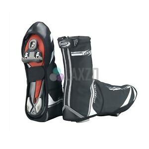 BBB Cycling Overshoes Speedflex Shoe Covers Mens/Womens Black 39-40