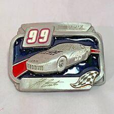 "Jeff Burton NASCAR 99 American Legends Limited Belt Buckle 3 1/4"" x 2 1/2"" B2"
