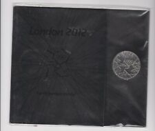 OLYMPIC GAMES LONDON 2012 participation medal in folder