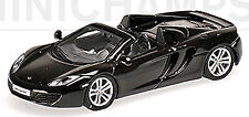 McLaren MP4 12C Spider 2012 orange L.E. 400 pcs. 1:87 Minichamps
