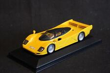 Minichamps Dauer Porsche 962 1:43 Yellow, Street Version (HB)