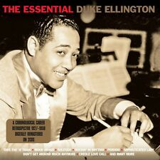 Duke Ellington - The Essential - The Best Of / Greatest Hits 2CD NEW/SEALED