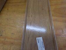"Carlisle 2310DFG061 Fiberglass Glasteel Decorative Metric Tray, 23.19"" x 9.37"""