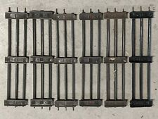 6 PIECES - IVES & AMERICAN FLYER STANDARD GAUGE TRACK --  GOOD USED CONDITION!
