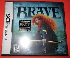 Disney Pixar Brave Nintendo  DS-DSi-Lite-XL-3DS New! Sealed! Free Shipping!