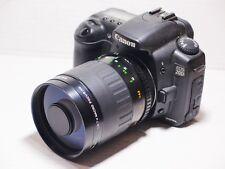 500mm lens =750mm on CANON DIGITAL 7D 70D 40D for Wildlife Photography 1200D EOS