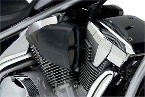 Cobra Motorcycle Powrflo Air Intake For Yamaha XVS1300C V-Star 07-18 Black