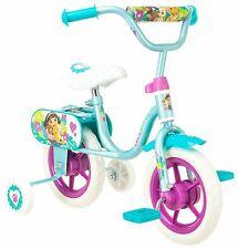 "10"" Dora Sidewalk Bike With Training Wheels, Light Blue"