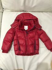 Diesel Toddler Boy Down Jacket Red Size 24months