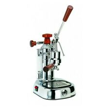 La Pavoni ELH Europiccola Chrome Manual Lever Espresso Cappuccino Maker Machine