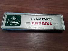 Très belle Ancienne boite à crayon A.W. FABER CASTELL - Germany