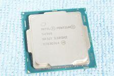 Intel Pentium G4560 3.5GHz Dual-core Processor CPU SR32Y TESTED LGA 1151
