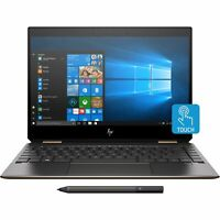 "HP Spectre x360 Laptop 13-ap0001no i7-8565U 8GB 512GB SSD 13.3"" FHD Touchscreen"