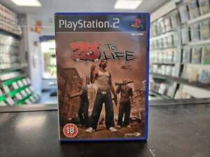 25 to Life - PS2 - FAST & FREE DELIVERY