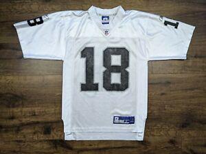 Reebok Oakland Raiders Randy Moss Jersey Size Small