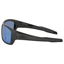 Oakley Turbine Polished Black Prizm Deep H2o Polarized Glasses Unica