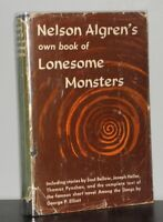 Nelson Algren - Own Book of Lonesome Monsters - 1st 1st - Early Thomas PYNCHON