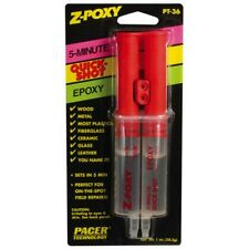 Pacer ZAP PT36 5 Minute Epoxy Syringe