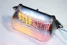 Led Tail Light Brake Turn Signal For 98-05 Honda Super Hawk/VTR1000/VTR1000F Cle