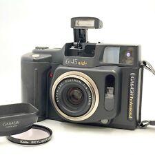 【EXC 5 Count 012 】FUJI Fujifilm GA645W Pro Medium Format Camera from Japan #469