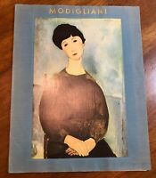 Skira Publications Modigliani Portfolio  5 Colorplates Lithographs     LS0497