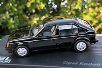 Vauxhall Astra GTE MK1 ~ Opel Kadett D GT/E Model Car 1/43 ~ Opel Collection iXO