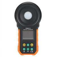 PM6612 High Accuracy Handheld Digital Light Meter Luxmeter Illuminome Household