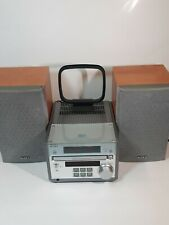 Sony Micro Hi-Fi Mini Component System HCD-RB5 With Speakers