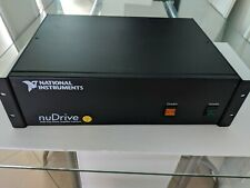 National Instruments nuDrive-2SX-411 Multi-Axis Power Amplifier Interface