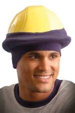 Lot of 12 Rk800 Flame Retardant Polyester Knitted Tube Hard Hat Winter Liner Blu