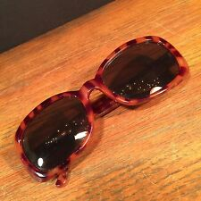 Vintage Sunglasses Liz Clairborne Tortoise Shell Pattern Design PRIORITY MAIL
