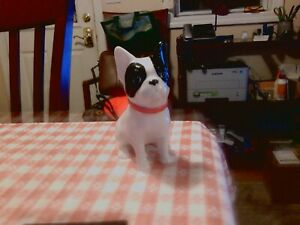 FRENCH BULLDOG/BOSTON TERRIER NIGHT LIGHT/LAMP PLASTIC DOG LIGHTS UP INSIDE