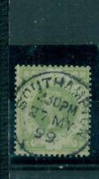 Grossbritannien, Königin Victoria Nr. 97 gestempelt