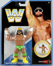 WWE Mattel Macho Man Randy Savage Retro Figure Series 9