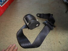 FIAT BRAVO PASSENGER SEAT BELT NEAR SIDE REAR FROM 3 DOOR BRAVO 2001