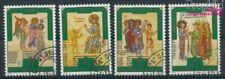 Vatikanstadt 1184-1187 (compleet.Kwestie) gestempeld 1996 Heilige Jaar (9361661