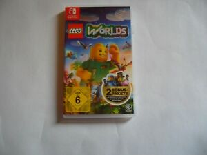 Nintendo Switch Spiel  LEGO WORLDS