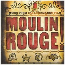 CD David Bowie	Moulin Rouge (Music From Baz Luhrmann's Film)	CD