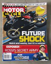 Motorcycle News AMCN Aug 2005 VFR800 BONNEVILLE BIMOTA DB5 DUCATI 996 KTM 250 GP