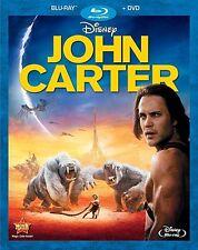 John Carter  (Two-Disc Blu-ray)
