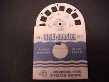 Sawyer's Viewmaster Reel,Howe Caverns New York,SP-9021
