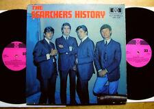 The Searchers - History - GER 1970 DLP - PYE / Vogue LDVS 17200 - Misprint ! RAR
