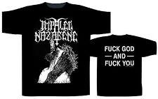 IMPALED NAZARENE - Fuck God and Fuck You T-Shirt