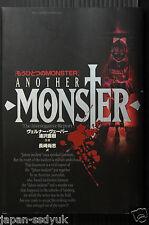 JAPAN Naoki Urasawa: Monster Another Monster The investigative report Book